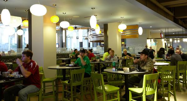 Portfolio - Green Dining