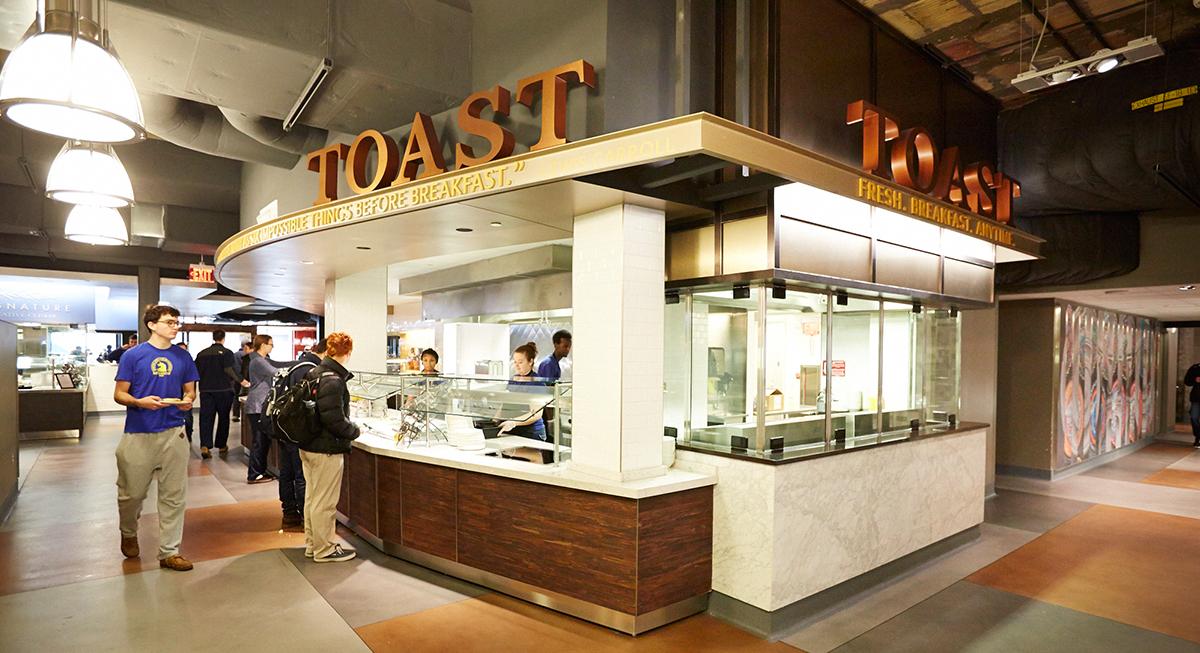 Portfolio - Toast