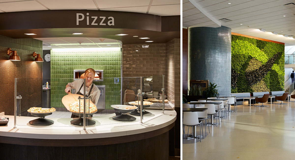 Linkedin Sparrow Hospital Interior Design