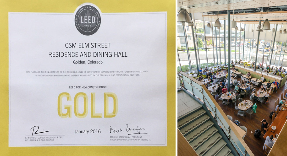 Bakergroup Project Receives Leed Gold Certification Bakergroup